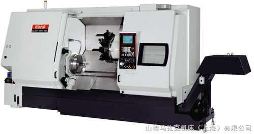 CNC倾斜式数控车床