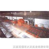 辊道输送式钢板型材预处理涂装线