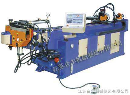 DW-50NCBL数控单头立体弯管机