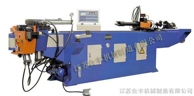 DW-75NCBL单头液压立体弯管机
