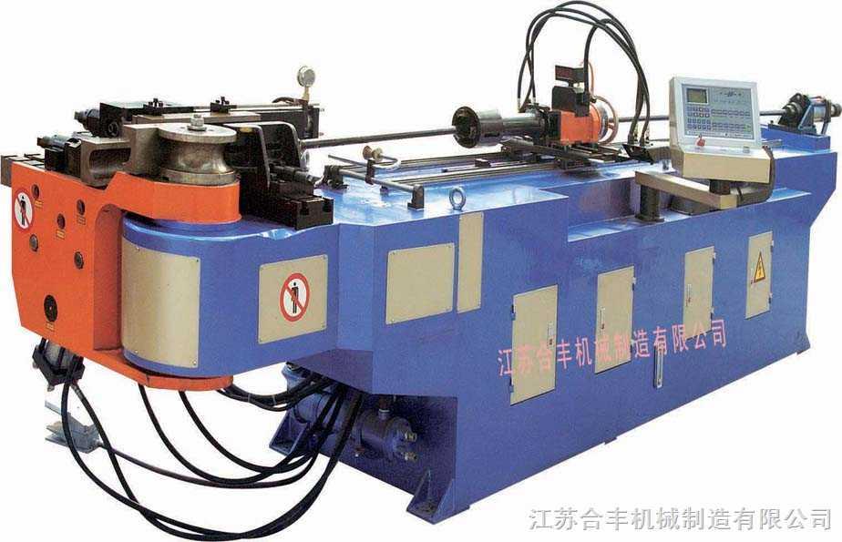 DW80NCBLZ液压立体弯管机