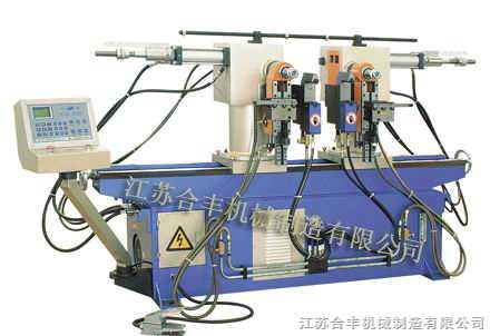 SW-38A双头液压弯管机(可内外转90度)