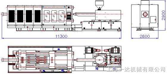 PT-850注塑机