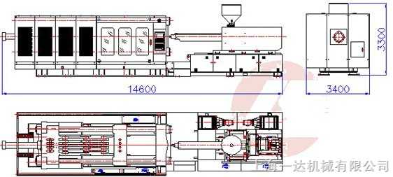 PT-1800注塑机