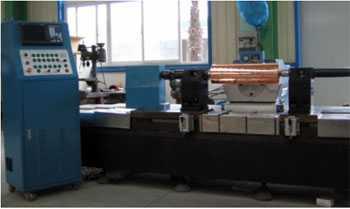 凹印版辊数控高精密铣削机