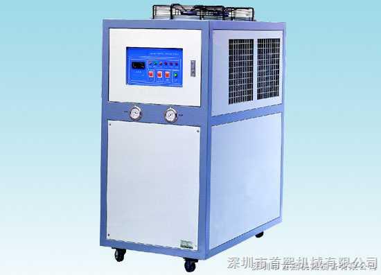 首熙水冷式工业冷水机