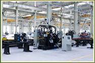 数控型钢联合生产线