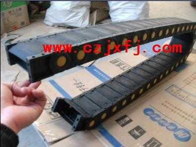 JXMA品牌KDM系列全封闭式塑料拖链结构特点