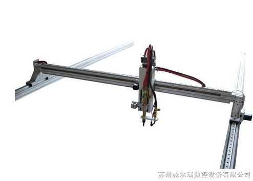 小型龙门式数控火焰/等离子两用切割机