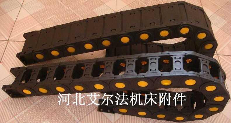 TKP45系列桥式工程塑料拖链