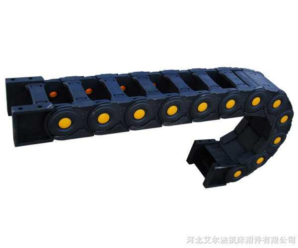 TKP62系列桥式机床工程塑料拖链