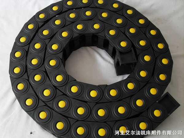 TKP80系列桥式工程塑料拖链