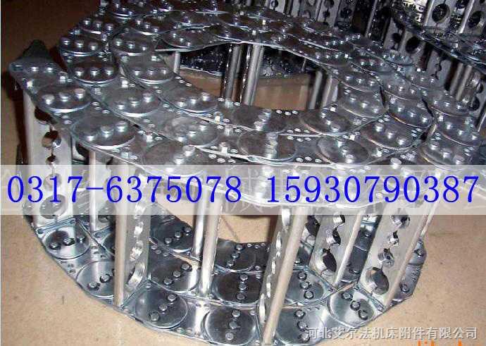 TLII型钢铝拖链