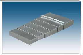钢板不锈钢板导轨防护罩