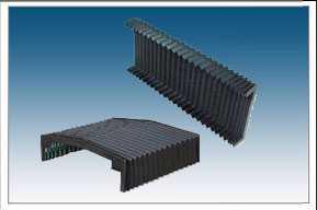 柔性风琴式机床导轨防护罩(皮老虎)