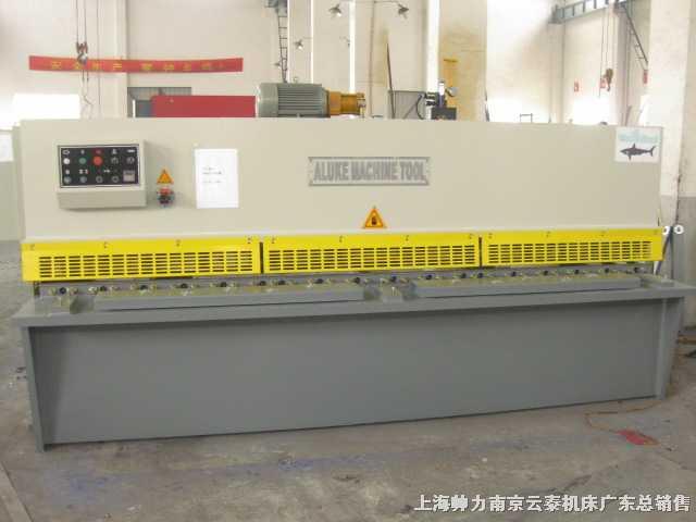南京液压摆式数显剪板机