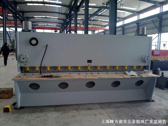 QC11Y液压闸式剪板机(广东_深圳闸式剪板机)