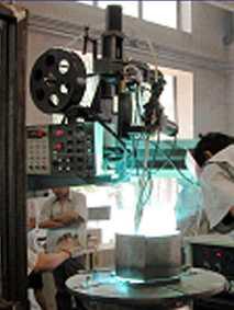 悬臂式自动堆焊机