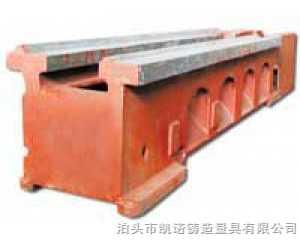 大型机床铸件