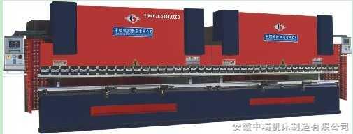 WD67K系列双机联动数控板料折弯机