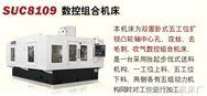 SUC8110数控键槽铣机床