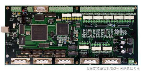 9010 全闭环 四轴运动控制卡