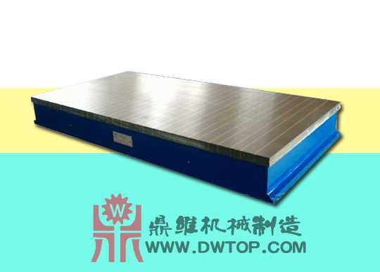 刨铣床用强力电磁盘