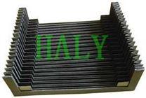 柔性风琴式导轨防护罩,轴承磨床导轨防护罩