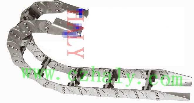 钢铝拖链常规接头形式