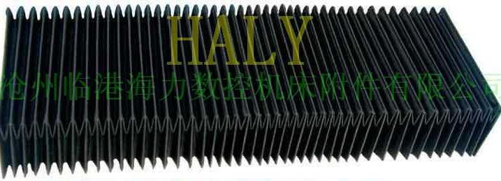 线性导轨防护罩技术特点