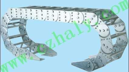 TL系列钢制拖链--穿线选择