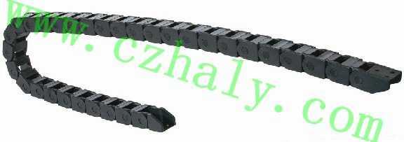 高柔性塑料拖链