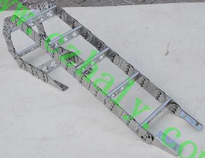 钢制拖链--TL155型桥式钢制拖链