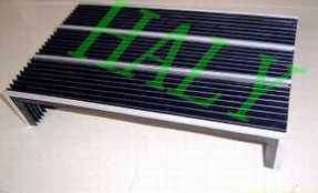 风琴式防尘罩-精密机床导轨防护罩