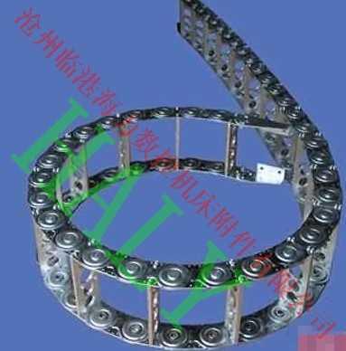 桥式钢制拖链