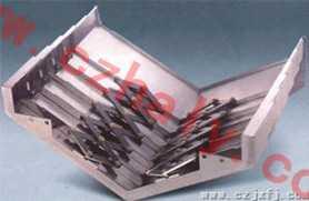联动式机床防护罩--高速导轨防护罩