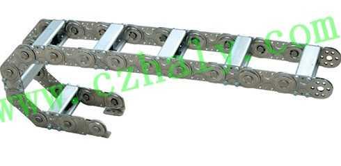 金属拖链-钢拖链,机床拖链,穿线拖链