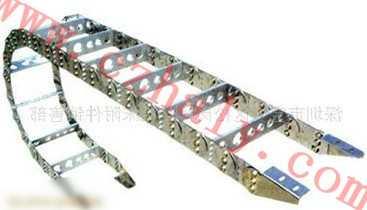 内高50钢制拖链(钢铝拖链)对应型号