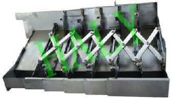 数控铣床Y轴导轨防护罩