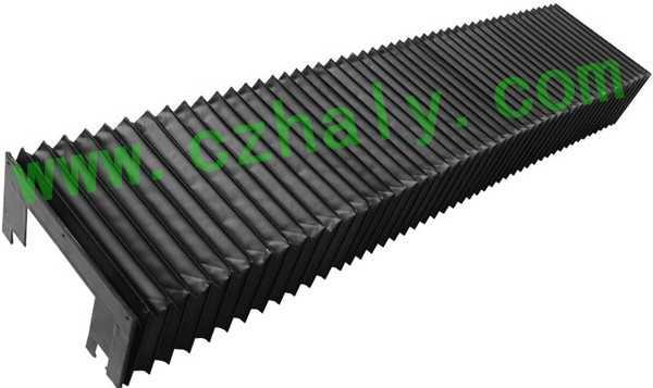 标准风琴防护罩技术特征