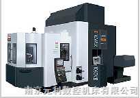 加工中心、CNC车床、IT、MT技术完美结合的复合加工机