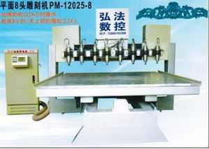 三维立体雕刻机PM-12025-8
