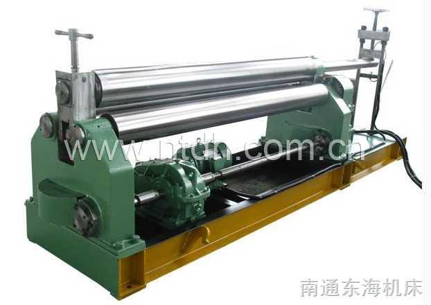 机械对称卷板机