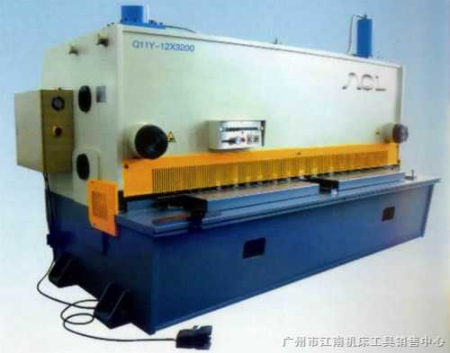 液压闸式剪板机Q11Y系列