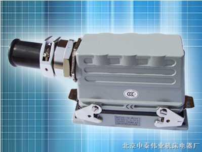 ACJ3-16/24工业矩形插头座