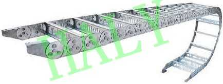 TLG钢铝拖链结构特点与设计参数
