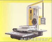 AH110--自动卧式铣镗床