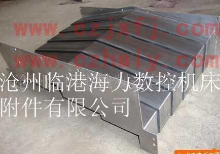 钢制伸缩式防护罩技术特点