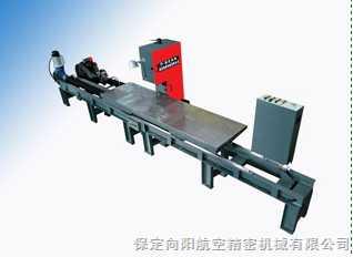 半自动/全自动立式金属带锯床