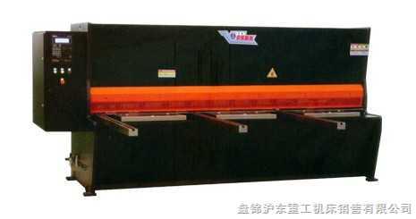 液压板料数控剪板机